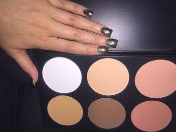 BH Cosmetics Contour and Blush Palette uploaded by Bree F.