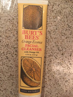 Burt's Bees Orange Essence Facial Cleanser uploaded by Maram M.