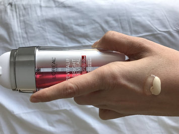 Photo of L'Oréal Paris RevitaLift® Bright Reveal Brightening Dual Overnight Moisturizer uploaded by Svitlana V.