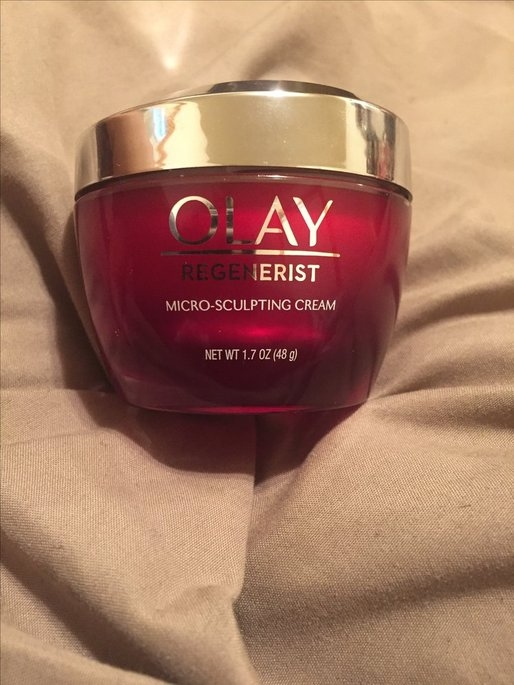 Olay Regenerist Micro-Sculpting Cream uploaded by Jasemyne V.