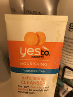 Yes To Carrots Exfoliating Cleanser uploaded by Lisa S.