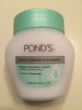 Pond's Cold Cream Cleanser uploaded by Jennifer P.