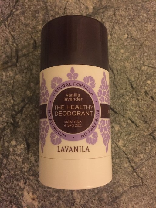 LAVANILA The Healthy Deodorant Vanilla Lavender 0.90 oz uploaded by Holly P.