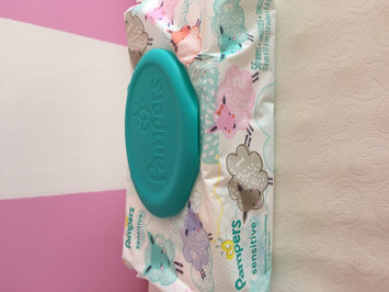 Photo of Pampers Sensitive Baby Wipes Refills Sensitive 9 Pack uploaded by Michelle M.