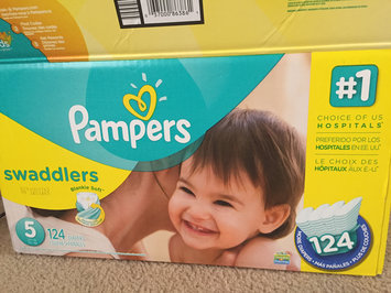 Photo of Pampers Swaddlers Diapers  uploaded by Dafney R.
