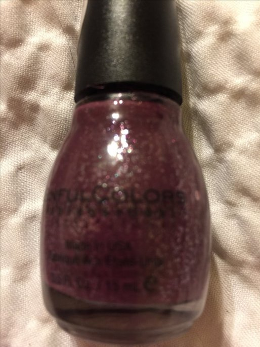 Sinful Colors Professional Nail Enamel uploaded by Kimberly W.