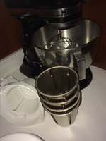 KitchenAid KSM500PSOB Onyx Black Pro 500 Series 5-Quart Stand Mixer uploaded by Nancy R.