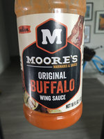 Moore's Buffalo Wing Sauce Gluten Free uploaded by Toni P.