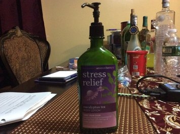 Bath & Body Works Aromatherapy- Stress Relief Hand Cream uploaded by Keisha A.