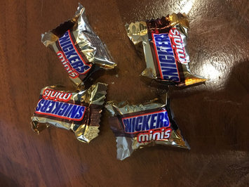 Snickers Minis uploaded by Gagi g.