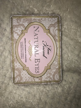 Too Faced Natural Eye Neutral Eye Shadow Collection uploaded by Taylor H.
