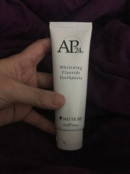 AP-24 Whitening Fluoride Toothpaste uploaded by Elisheva C.
