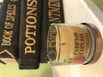 Photo of Bath & Body Works® PUMPKIN CUPCAKE 3-Wick Scented Candle uploaded by Leah R.