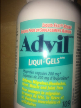 Photo of Advil Liqui-Gels uploaded by Nikki A.