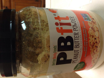 Photo of Better Body Foods PBfit Peanut Butter Powder 15 oz uploaded by Brittany E.