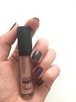 Catrice Velvet Matt Lip Cream - MidNude Season 010 uploaded by Cristina B.