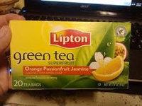 Lipton® Orange Passionfruit Jasmine Green Tea uploaded by Har B.
