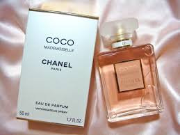 Chanel Coco Mademoiselle Parfum uploaded by Chaymae O.