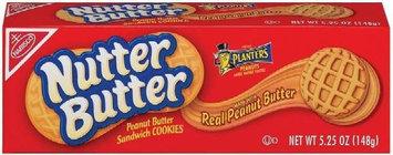Nabisco Nutter Butter Peanut Butter Sandwich Cookies uploaded by roselle m.