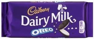 Cadbury Dairy Milk Oreo uploaded by Rashik G.