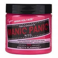 Manic Panic Semi-Permanent Color Cream Pretty Flamingo uploaded by Christie T.