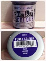 Jerome Russell Semi Permanent Punky Colour Hair Cream 3.5oz Violet # 1428 [Violet] uploaded by Christie T.