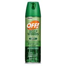 Photo of Deep Woods Off! Deep Woods Dry Aerosol Insect Repellent uploaded by Jéssica S.
