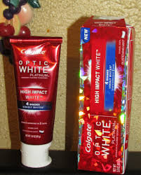 Photo of Colgate Optic White Anticavity Fluoride Toothpaste Cool Mint uploaded by Sally F.