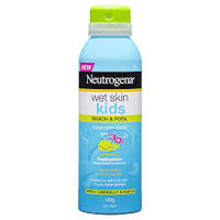 Neutrogena® Wet Skin Kids Sunscreen Spray Broad Spectrum SPF 70+ uploaded by Laura H.