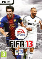 EA FIFA 13 PC uploaded by ABDELKADER A.