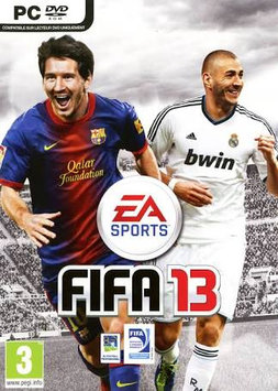 Photo of EA FIFA 13 PC uploaded by ABDELKADER A.