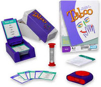 Taboo Word Guessing Game uploaded by Jéssica S.