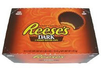 Reese's Dark Peanut Butter Cups Chocolate uploaded by Diana M.
