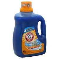 ARM & HAMMER™ Power Gel Liquid Laundry Detergent Plus OxiClean Stain Fighters uploaded by Christie T.