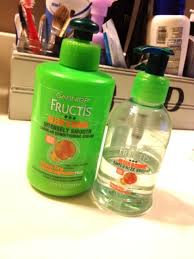 Garnier Fructis Sleek & Shine Leave-In Conditioner, 10.2 oz uploaded by Jéssica S.