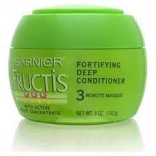Photo of Garnier Fructis Fortifying Deep Conditioner 3 Minute Masque uploaded by Camila R.