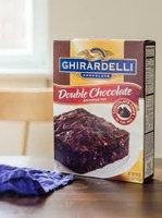 Ghirardelli Double Chocolate Brownie Mix uploaded by Anju S.