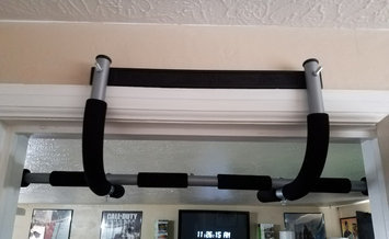 Photo of Pure Fitness Multi-Use Workout Bar uploaded by Isabel M.