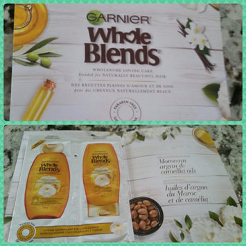 Photo of Garnier Whole Blends®  Illuminating Shampoo with Moroccan Argan and Camellia Oils Extracts uploaded by Jelena T.