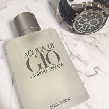 Acqua Di Giò Pour Homme by Giorgio Armani uploaded by Kelsie S.