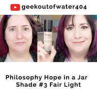 Philosophy philosophy hope in a jar foundation uploaded by Shelly H.