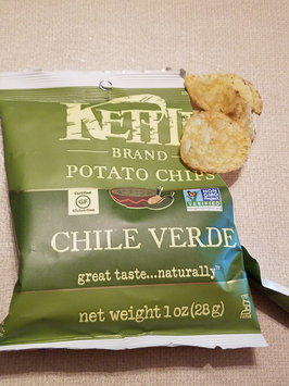 Photo of KETTLE BRAND®Potato Chips Chile Verde uploaded by Terry B.