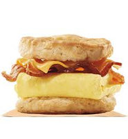 Jimmy Dean Biscuit Sandwiches Bacon, Egg & Cheese - 4 CT uploaded by Liz H.
