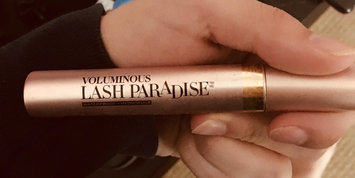 Photo of L'Oréal Paris Voluminous® Lash Paradise Waterproof Mascara uploaded by Holly R.