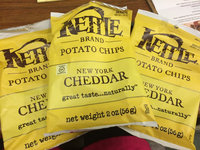 Kettle Brand® Thick+Bold Dill Pickle Potato Chips uploaded by Ky Q.