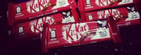 Kit Kat Crisp Wafers in Milk Chocolate uploaded by Erum A.