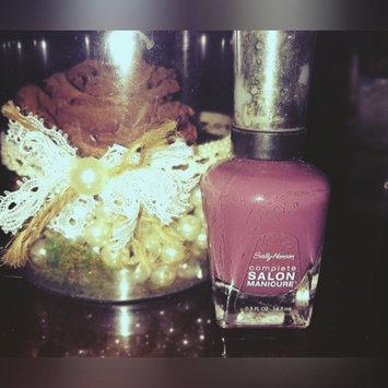 Photo of Sally Hansen Complete Salon Manicure Nail Polish uploaded by Julia V.