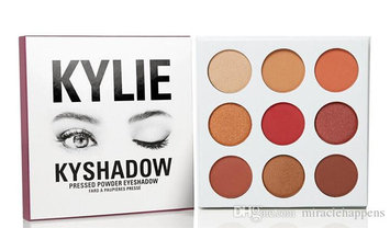 Kylie Cosmetics The Bronze Palette Kyshadow uploaded by Hiba M.