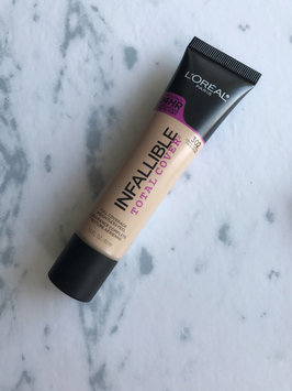 L'Oreal Infallible Total Cover Foundation uploaded by Sydney H.