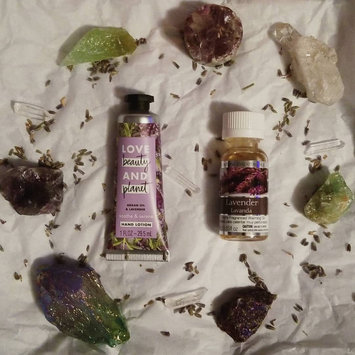 Photo of Love Beauty And Planet Argan Oil & Lavender Hand Lotion uploaded by BriAnna 💀.